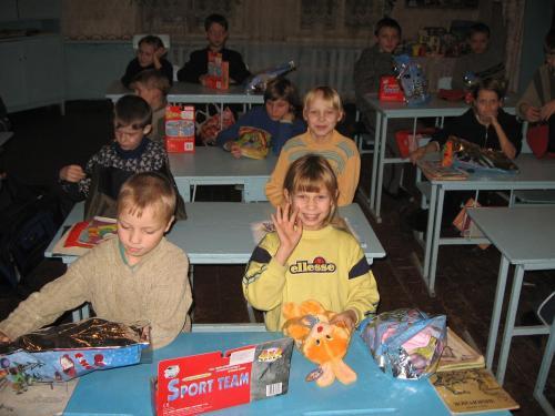 Belerichinka Christmas - Hope for Orphans
