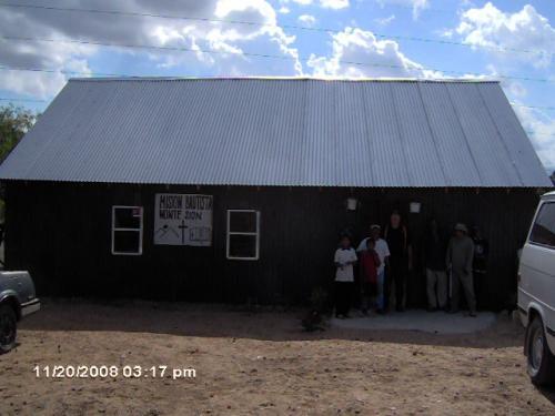 Mt Zion Baptist Mission Reynosa MX